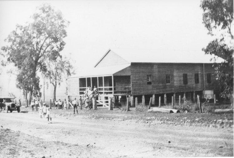 Amamoor Hall (Busby Street) 1932