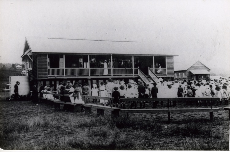 Imbil State School 1920 - donated by Ian Stehbens