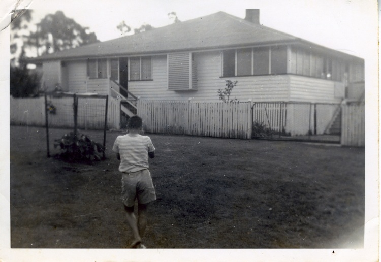 Yabba Homestead 25 April 1962 - donated by Ian Stehbens