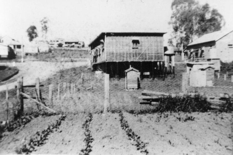 Rear view of Kandanga Theatre - Kandanga Talkies, Picture Palace - Gympie Regional Libraries