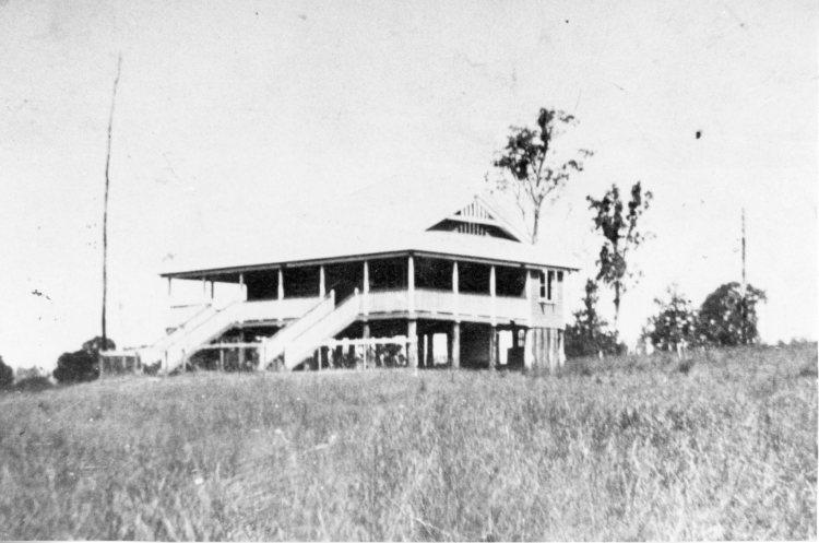 Kandanga School 1920 - Gympie Regional Libraries