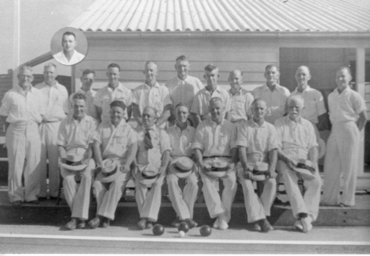 First members - Kandanga Bowls Club - Gympie Regional Libraries