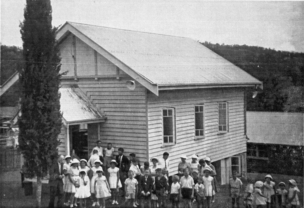 Kandanga Methodist Sunday School - Gympie Regional Libraries