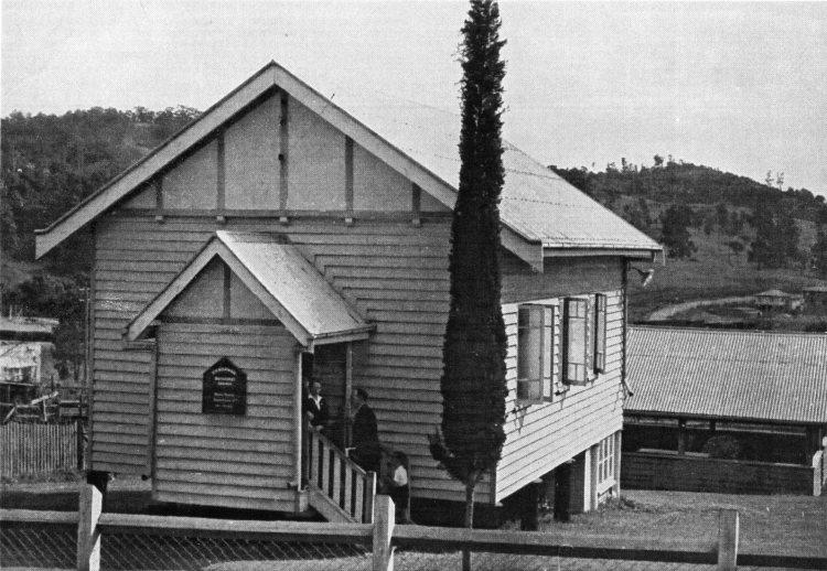 Kandanga Methodist Church - Gympie Regional Libraries