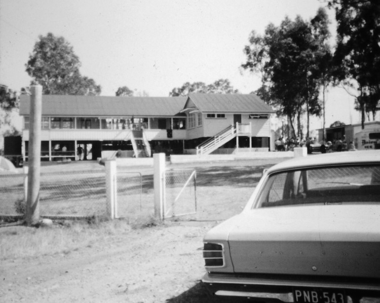 Amamoor State School, Queensland, ca. 1970 - photograph by John Kington - John Oxley Library, State Library of Queensland