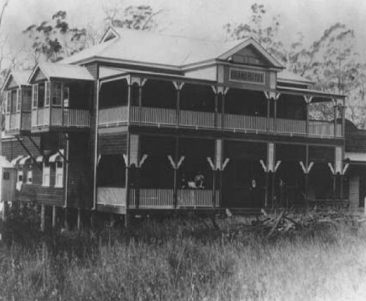 Brooloo Grand Hotel - Gympie Regional Libraries