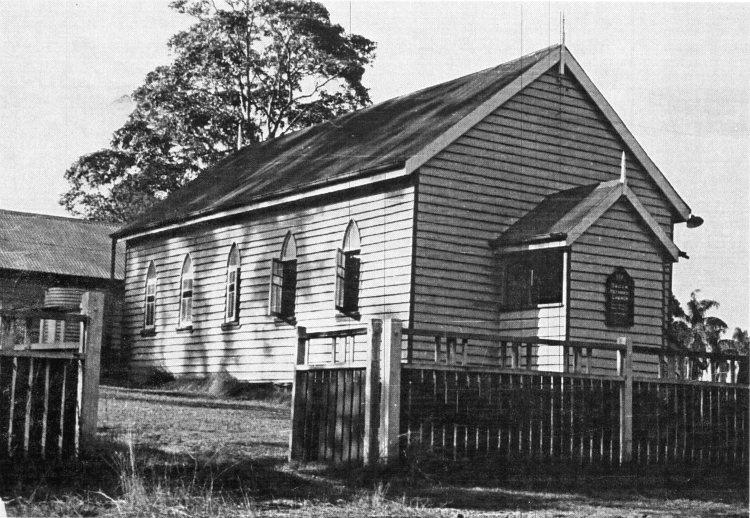 Dagun Methodist Church - Gympie Regional Libraries