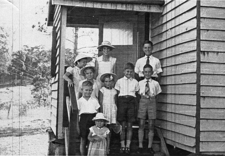 Dagun Methodist Sunday School - Gympie Regional Libraries