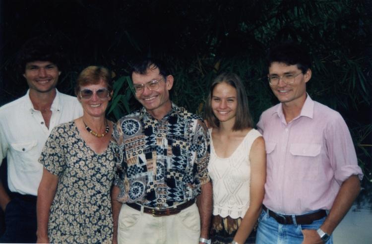 Michalowitz family at the Farm at Amamoor - donated by Cacilia Michalowitz