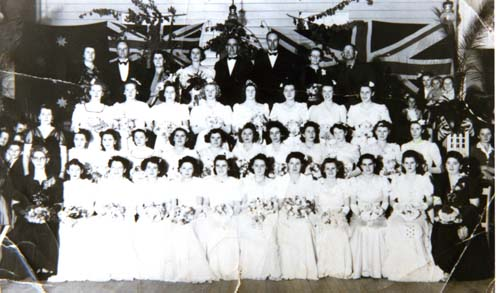 Debutantes - Kandanga Hall - Gympie Regional Libraries