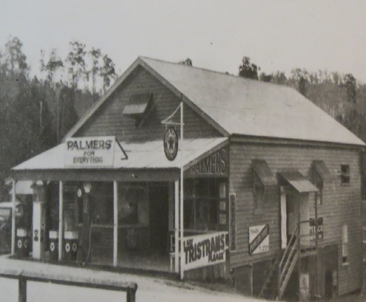 Palmers Store, Kandanga - originally built as Boyling's Hall - Gympie Regional Libraries